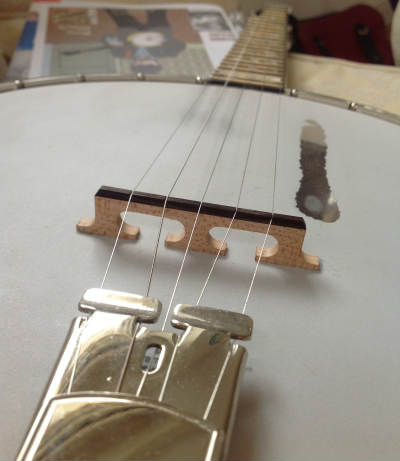 Talk Banjo Episode 1: Bridge Position and Intonation