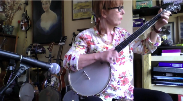 VIDEOS: First Look and Listen to the Lurcher Banjo